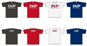 TXPオリジナルTシャツ